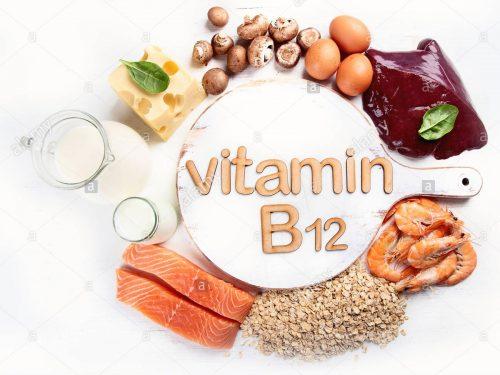 Vitamina B12: valori nutrizionali, impieghi e fabbisogno giornaliero