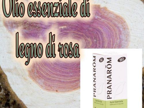 Olio essenziale di legno di rosa: proprietà e impieghi